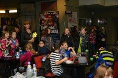 Trapas nepřežiju! v Hybernii - děti se těší na představení