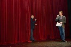 Trapas nepřežiju! v Hybernii - Petr Lesák víta pana starostu Lomeckého