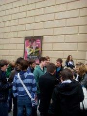 Trapas nepřežiju! v Hybernii - diváci čekají na představení